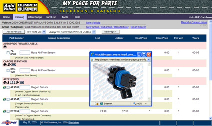 My Place For Parts >> My Place For Parts By Whi Solutions